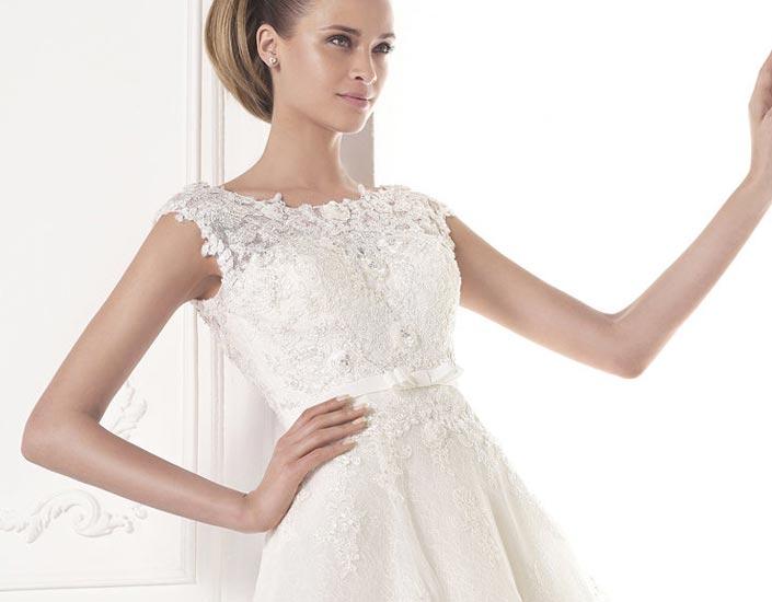 Pronovias Real Wedding Inspiration: Brudklänningar, Fest- Och